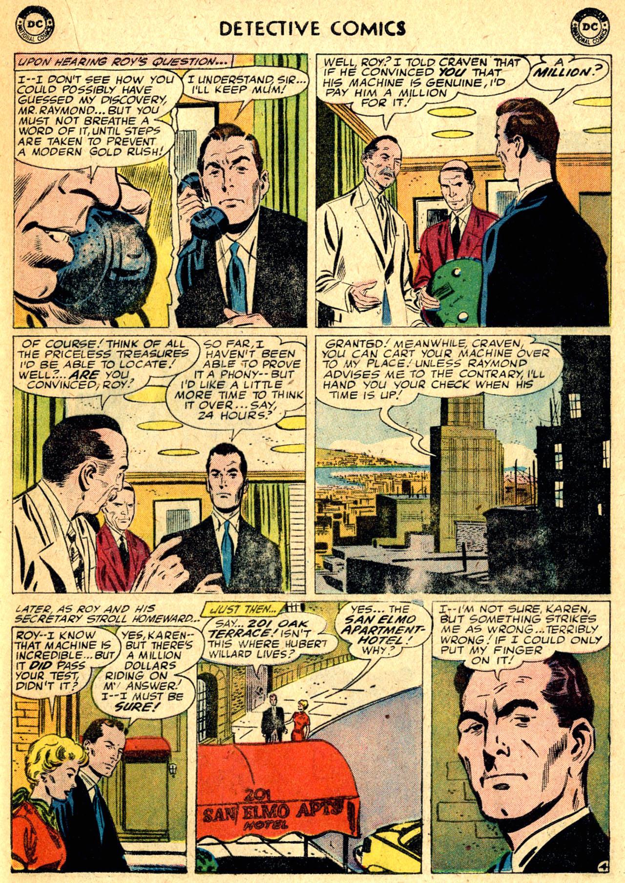 Read online Detective Comics (1937) comic -  Issue #275 - 21