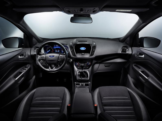 2017 Ford Kuga Interior