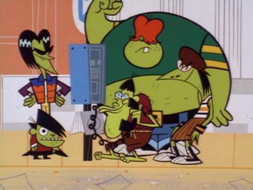The Powerpuff Girls - Season 4