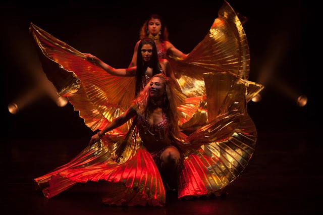 ashaanty project cie danseuses chorégraphes spectacles show dance danses du monde danses urbaines danses orientales lyon rhone alpes france