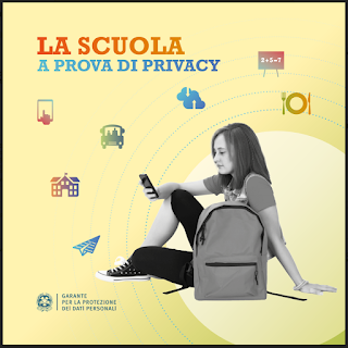 Privacy a scuola