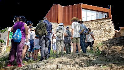 Juzbado, museo de la falla, lugar de interés geológico