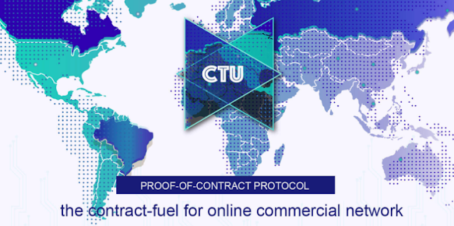 Contractium ICO - The Contract for Online Commercial Network