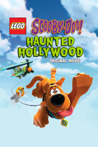 Poster Of Hollywood Movie Lego Scooby-Doo!: Haunted Hollywood (2016) 100MB Compressed Small Size Mobile Movie Free Download worldfree4u.com