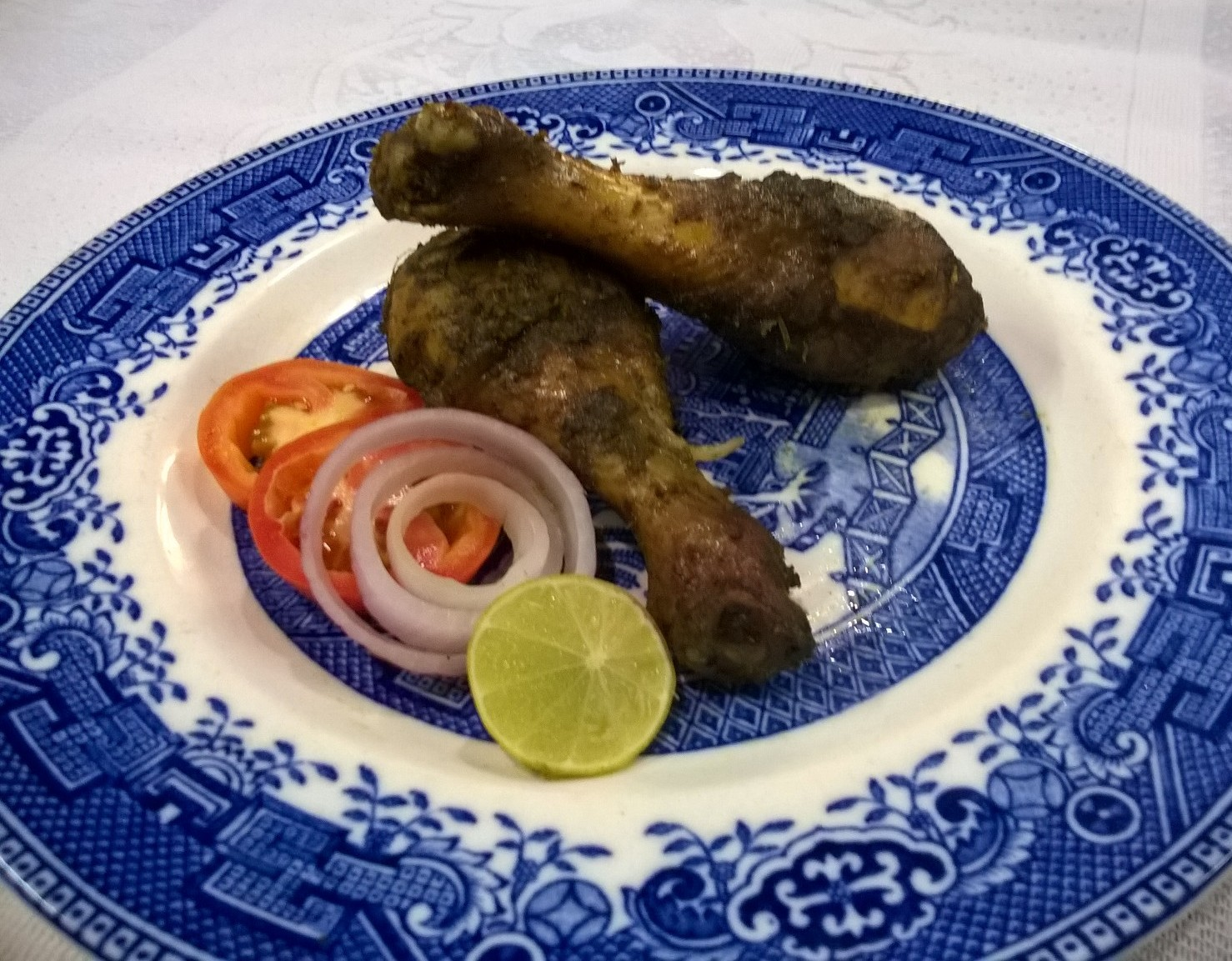 Chicken cafreal goan food trail chicken cafreal forumfinder Image collections