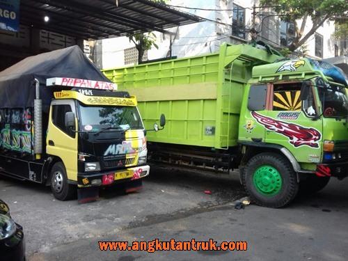 Sewa Truk Surabaya Makassar
