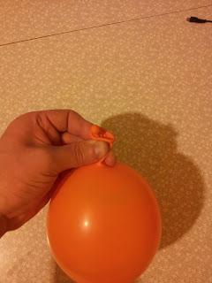 Как сделать пизду с воздушным шариком