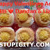 Brazo Cupcakes