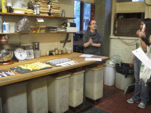 Slow Food Tufts: Formaggio Kitchen Cheese Cave Tour & Tasting