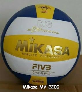 mikasa mv 2200 super gold