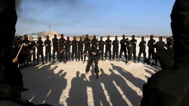 EEUU forma unidad de fuerzas terrestres para ocupar el este sirio