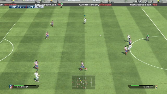 Download PES 2015 PC Games Gameplay