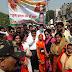विजय नगर जोन में स्वच्छता ही सेवा कार्यक्रम  Sanitation service program in Vijay Nagar Zone
