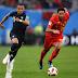 First Half in Pics: Belgium-0 vs 0-France: Photos FIFA 2018 1st Semi Final