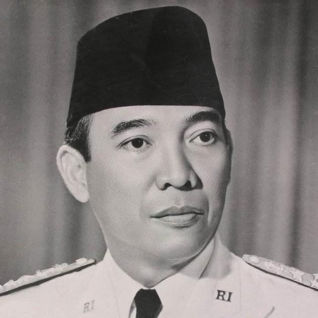 Biodata dan Profil Presiden Soekarno
