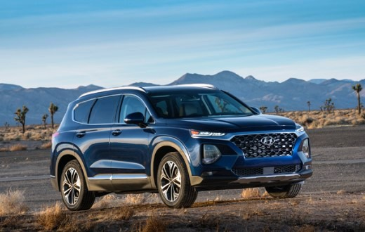 2019 Hyundai Palisades Crossover Review