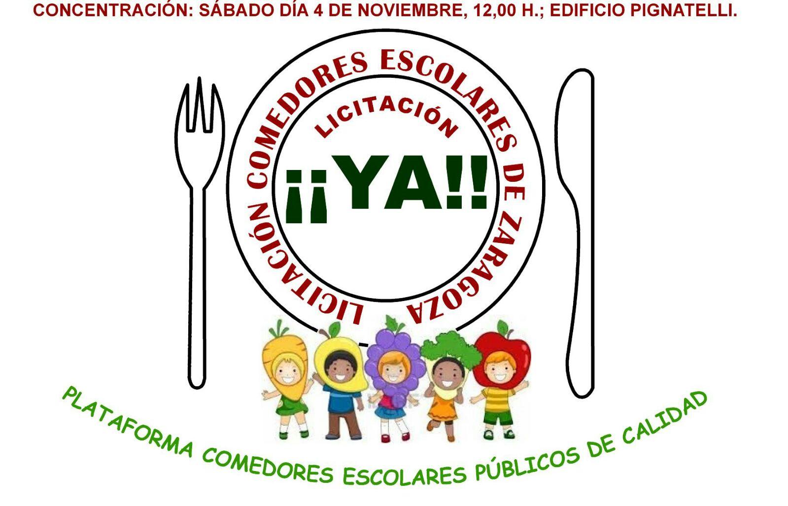 AMPA VALIMAÑA CEIP Colegio Hilarión Gimeno: Concentración Plataforma ...