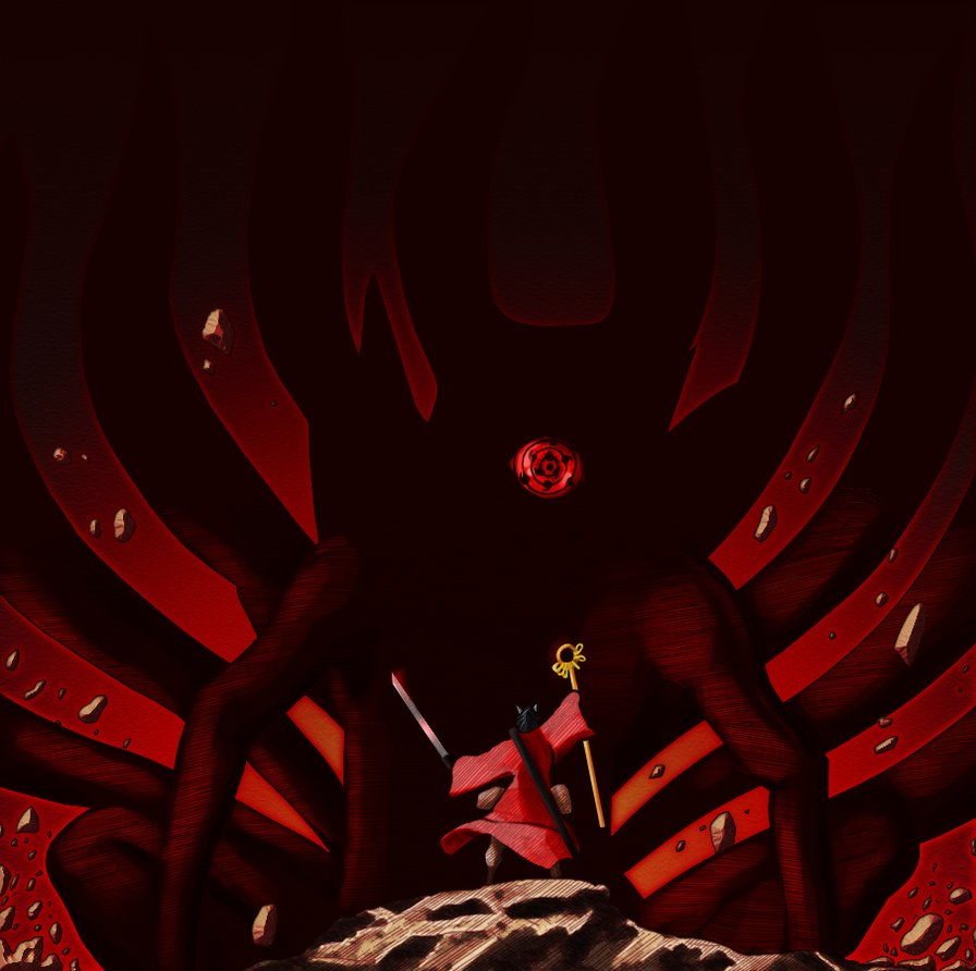 Tailed Beasts Wallpapers: Naruto Ten Tailed Beast HD Wallpaper (896 X 892