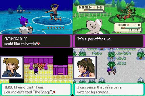 Pokemon Mega Power gba