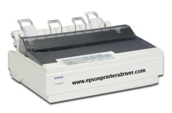load driver printer epson lq-300+ii