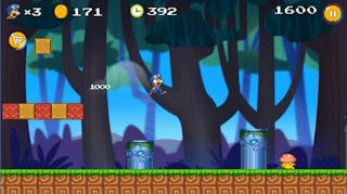Games Super Adventure of Bros Apk