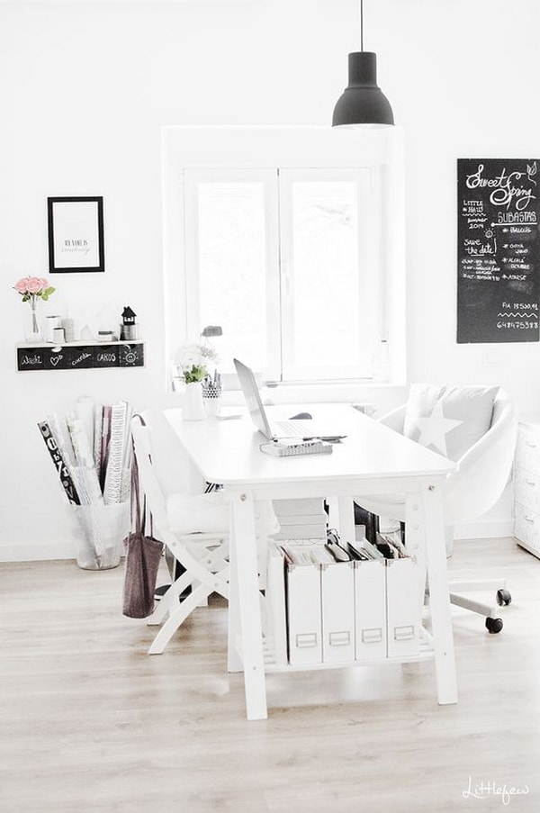 Tips How And What Is Important To Design Home Offices 7