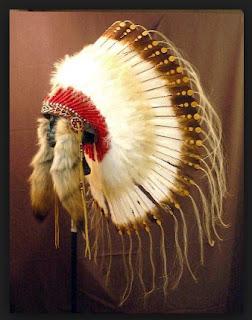 Bulu perang Indian