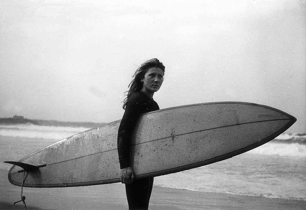 Laura Revuelta portrait 1972