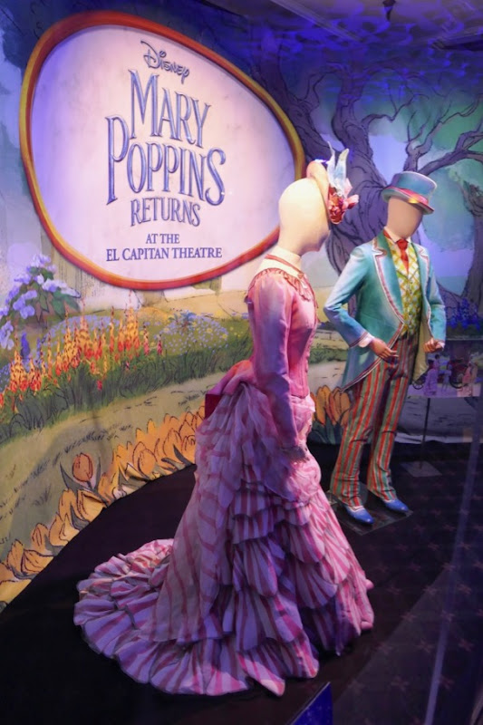Mary Poppins Returns Royal Doulton Bowl costumes