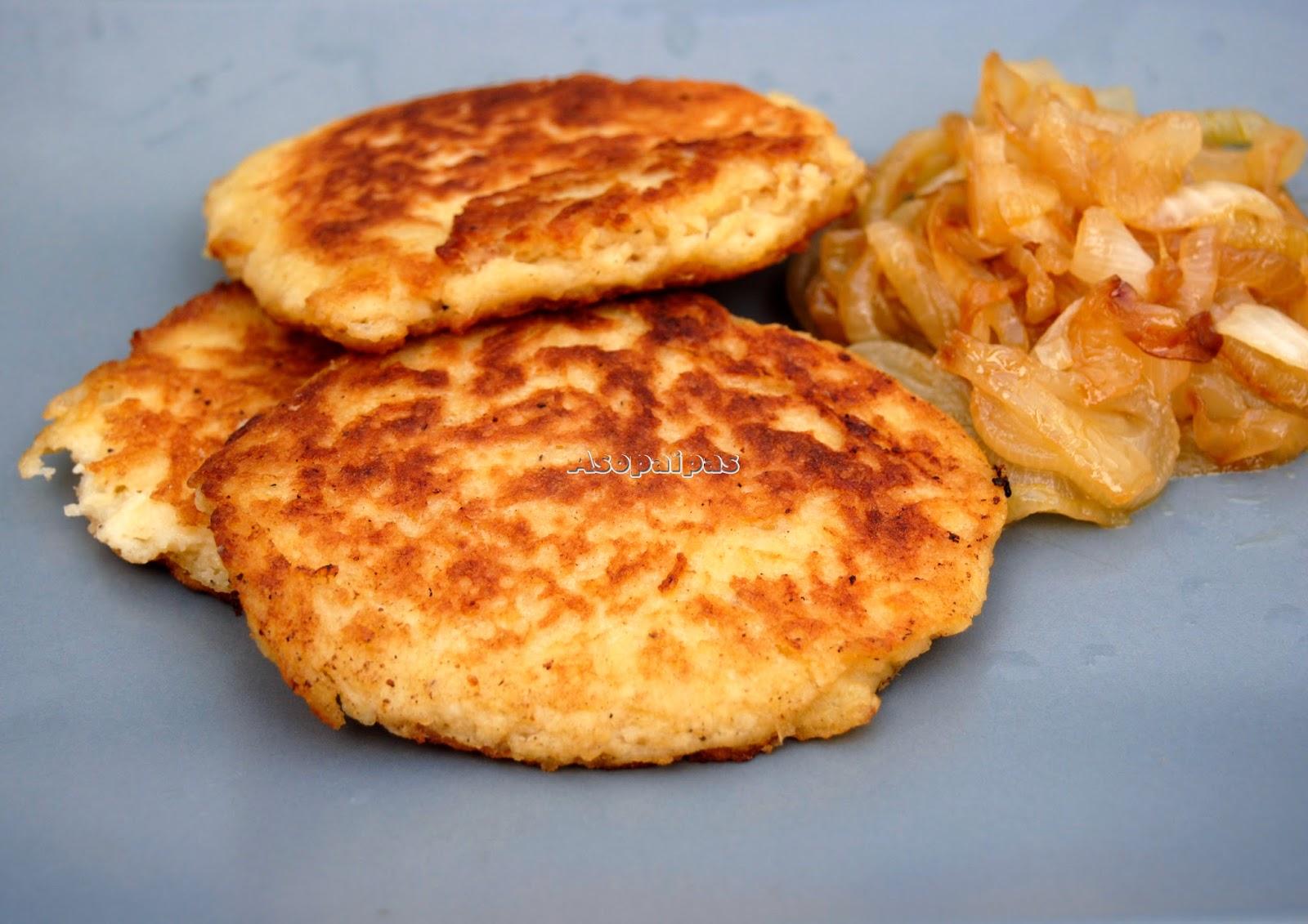 Latkes (Tortitas de Patata)