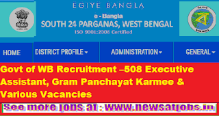 Govt-of-WB-508-Executive-recruitment-2017