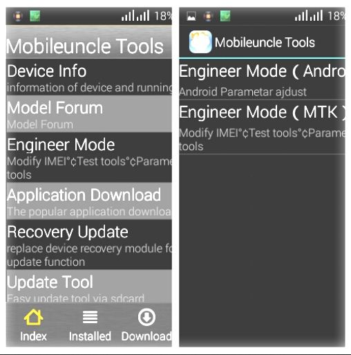 How to change your phone imei - fizzyblog