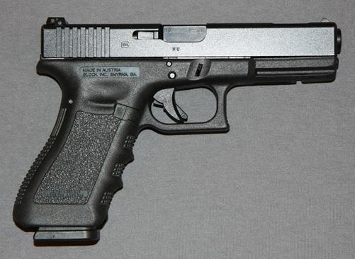 súng Glock18 bắn đạn chun