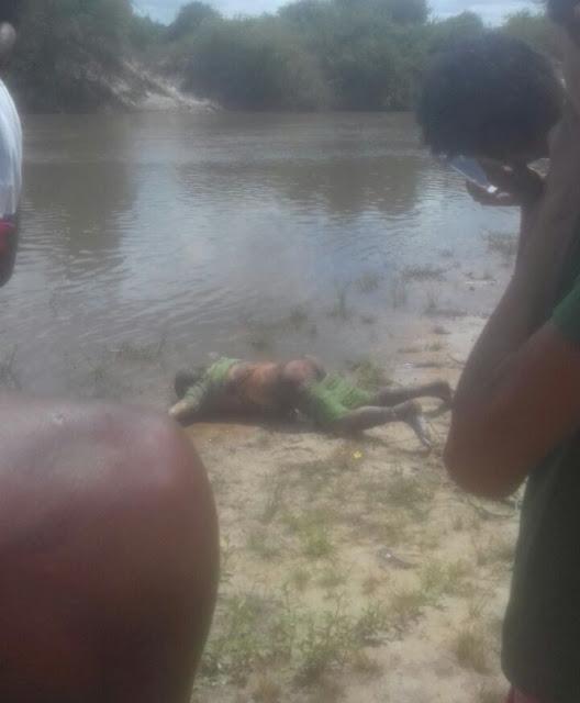 SBRP: CORPO É ENCONTRADO EM ESTADO DE DECOMPOSIÇÃO NAS ÁGUAS DO RIO PRETO