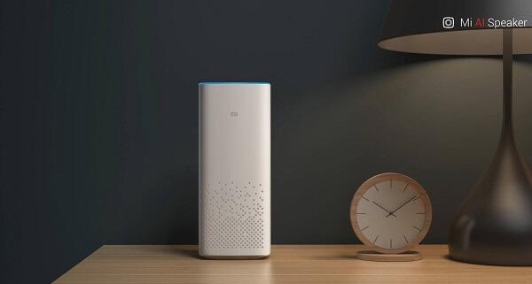 شاومي تعمل على مكبر صوتي بالذكاء الأصطناعي مع شاشة لمس