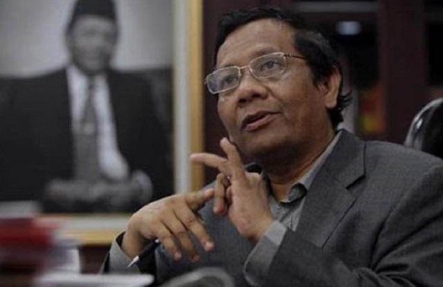Sindir Kelompok Tertentu, Mahfud MD: Ingin Membangun Negara Agama Seakan-Akan Kita Nggak Beragama