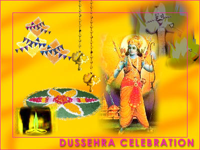 Happy Dussehra Scraps