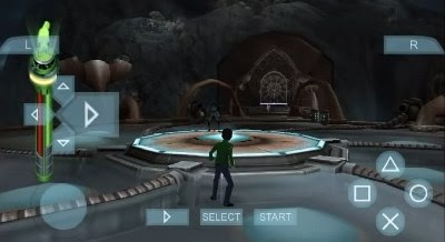 Island Apk: Download Ben 10 Alien Force Vilgax Attacks PSP ISO CSO