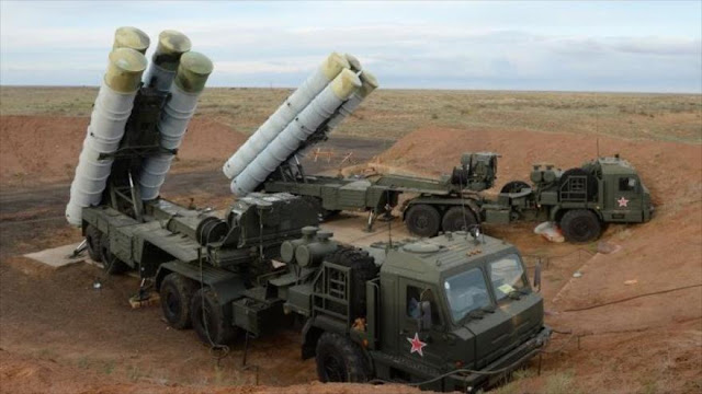 EEUU planea sancionar a Turquía por comprar sistema S-400 ruso