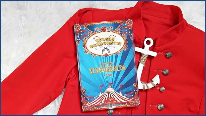 Rezension Circus Baldoretti und der Zirkuskrieg A. Rossa