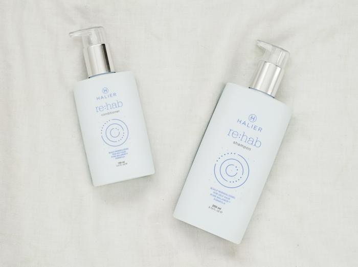 szampon i odżywka do włosów przetłuszczających się