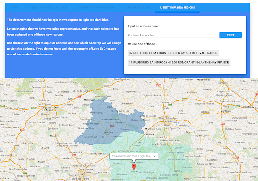 A bit of fun with the Google Maps API