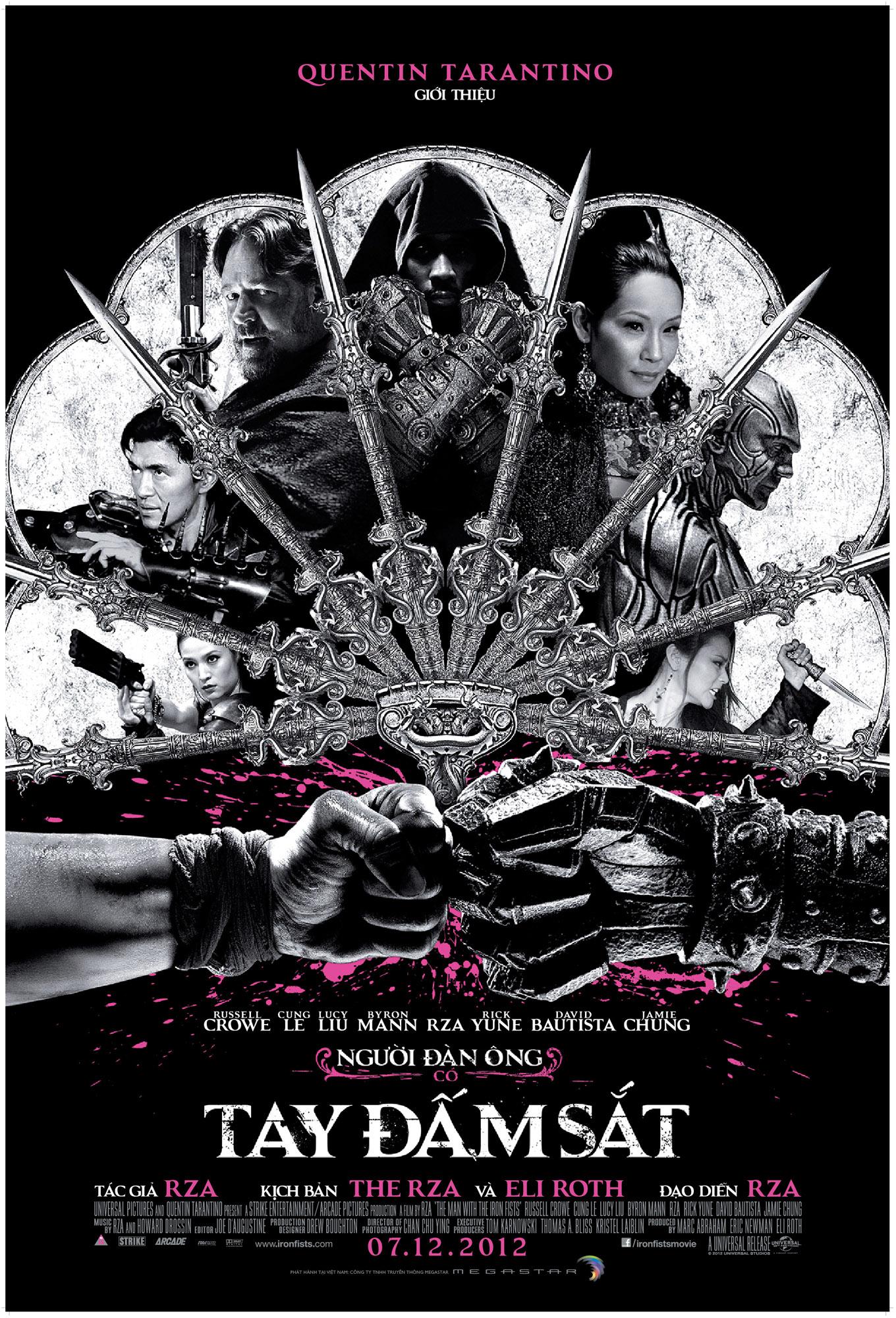 Xem Phim Người Đàn Ông Có Tay Đấm Sắt 2012