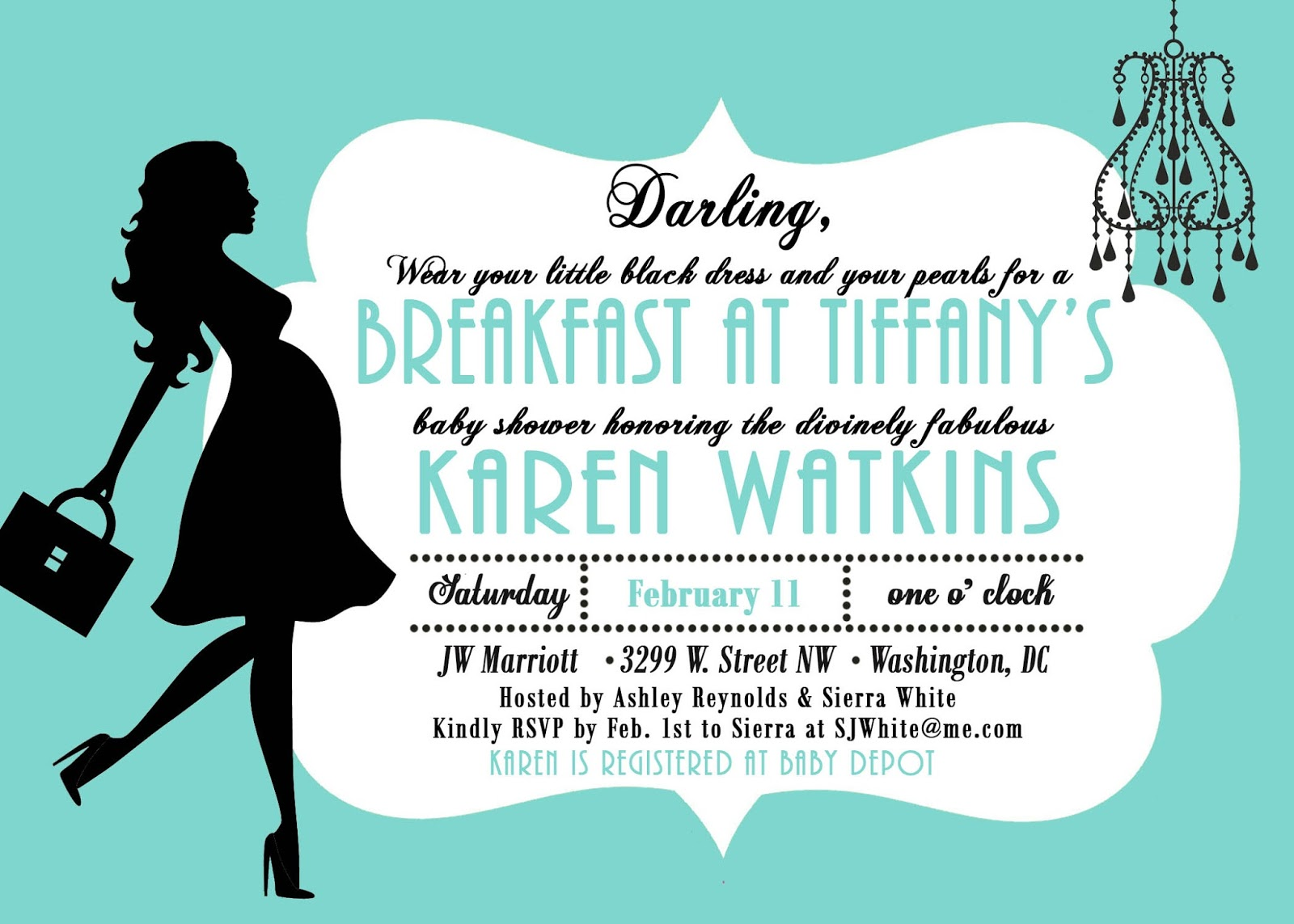 Giggle Bean Breakfast At Tiffany S Baby Shower