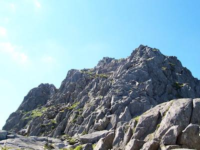 Tryfan North Ridge