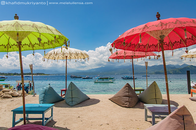 Traveling Ke Lombok Tanpa Kata Cuti