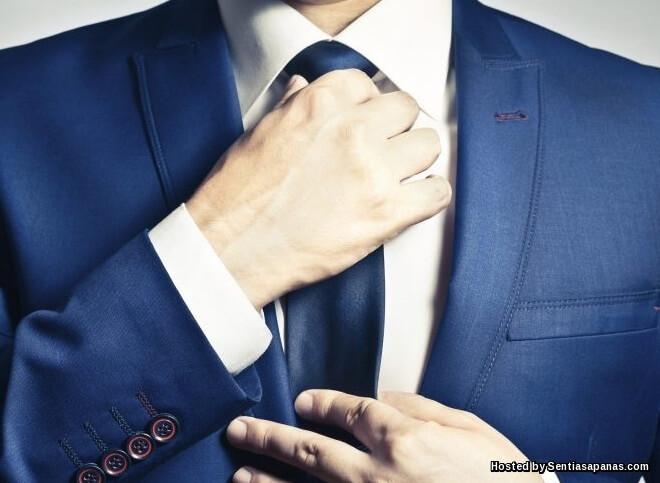 Menurut Kajian Memakai Tali Leher Boleh Menyebabkan Buta