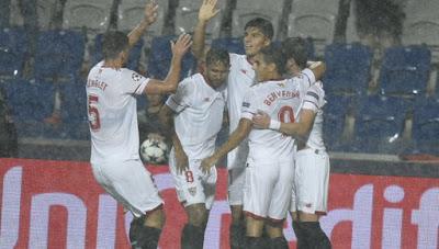 Crónica İstanbul Başakşehir 1 - Sevilla FC 2