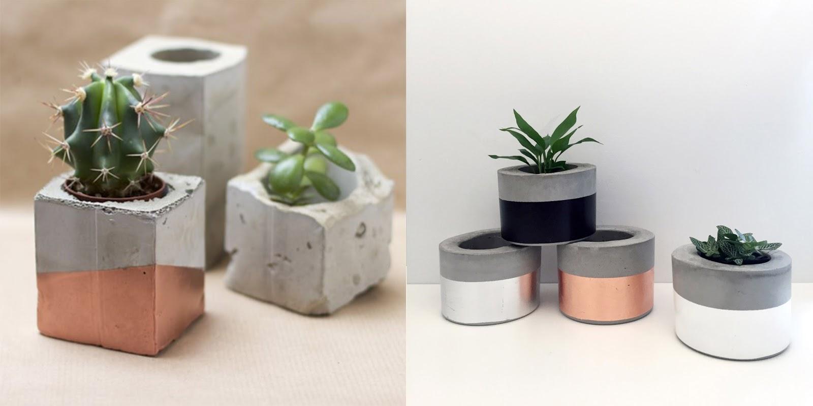 Vasi creativi per fiori e piante idee fai da te e - Vasi piante design ...