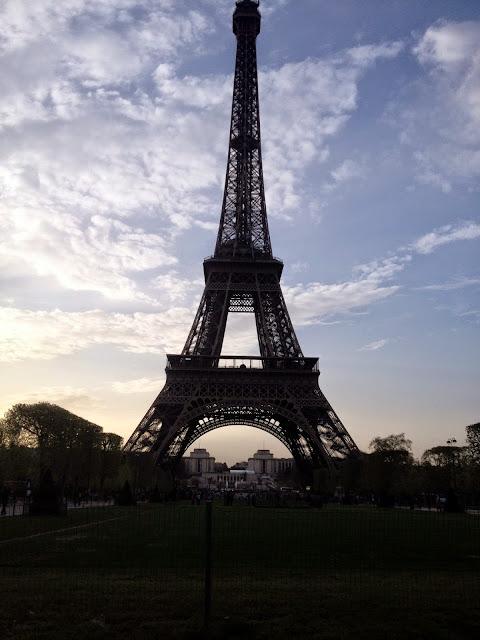 cosas que tienes que saber de la Torre Eiffel